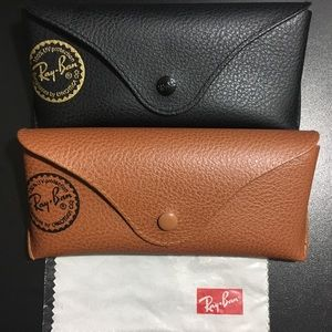 Ray Ban Case (s) Leather